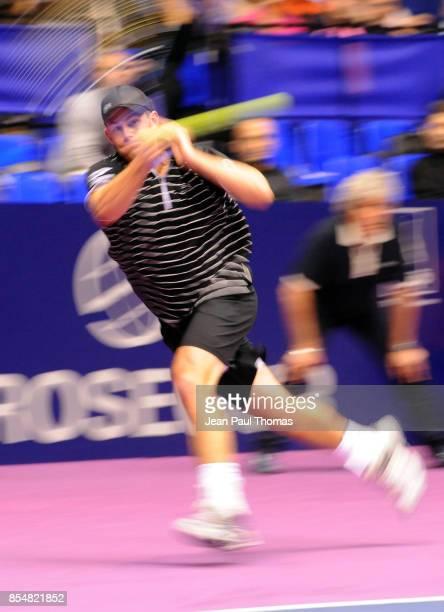 Andy RODDICK Tournoi ATP de Lyon 2008
