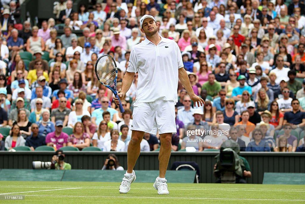 The Championships - Wimbledon 2011: Day Five