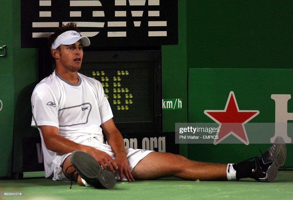 Tennis - Australian Open - Day Ten. : News Photo