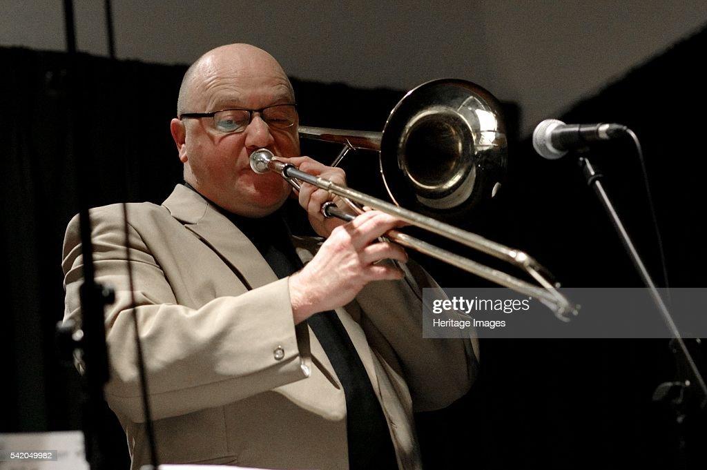 Andy Rogers Watermill Jazz Club Dorking Surrey Jan 2016 : News Photo