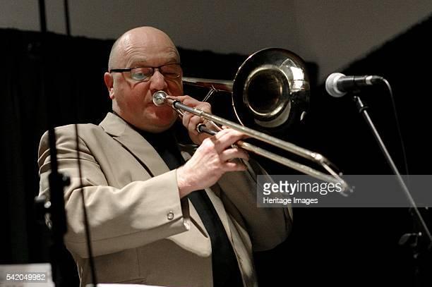 Andy Rogers Watermill Jazz Club Dorking Surrey Jan 2016 Artist Brian O'Connor