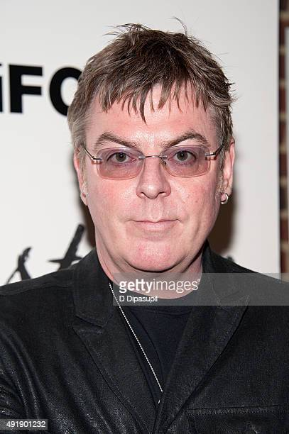 Andy Rourke attends a screening of IFC Films' 'Asthma' hosted by The Cinema Society and Northwest at The Roxy Hotel on October 8 2015 in New York City