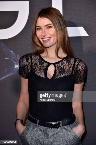 """Andy Rowski attends the """"Glass"""" Paris Gala Screening at la Cinematheque Francaise on January 07 2019 in Paris France"""
