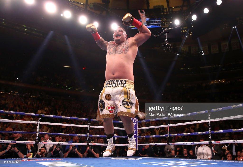 Boxing - Madison Square Garden : News Photo