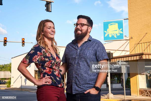 Andy Salmon and Amanda Farris of Corbin KY have been dating for four years Now they're talking about marriage and the idea of signing a prenuptial...