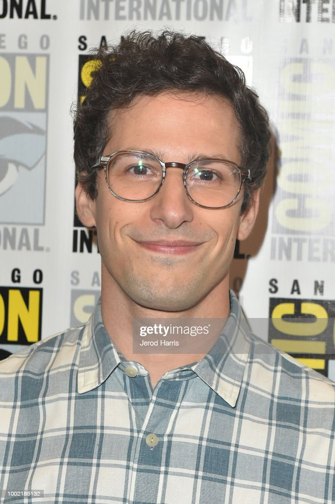 "Comic-Con International 2018 - ""Brooklyn Nine-Nine"" Press Line"