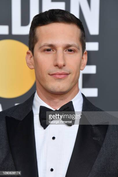 Andy Samberg attends the 76th Annual Golden Globe Awards held at The Beverly Hilton Hotel on January 06 2019 in Beverly Hills California
