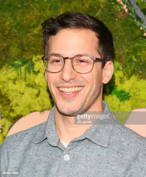 Andy Samberg attends the FOX Fall Party on September 25 2017 in Los Angeles California