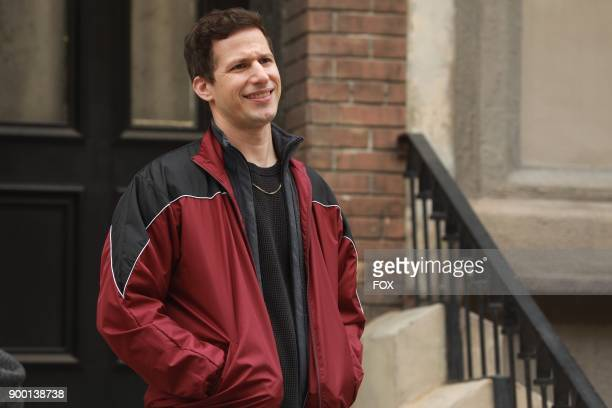 Andy Samberg in the Game Night The Favor special one hour episode of BROOKLYN NINENINE airing Tuesday Dec 12 on FOX