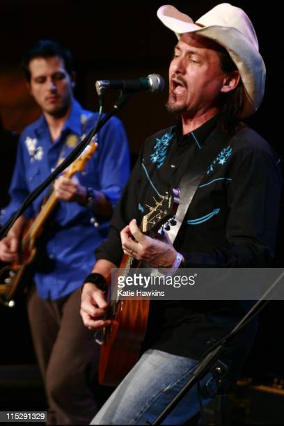 Andy Sanesi and Jorge Navarro of Cuban Cowboys during 20th Annual SXSW Film and Music Festival ME Television/DirtyChildrenUs Orange Room Day 5 LIVE...