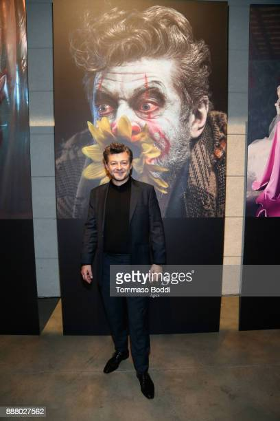 Andy Serkis at The New York Times Magazine Celebrates The Great Performers Issue 2017 on December 7 2017 in Los Angeles California