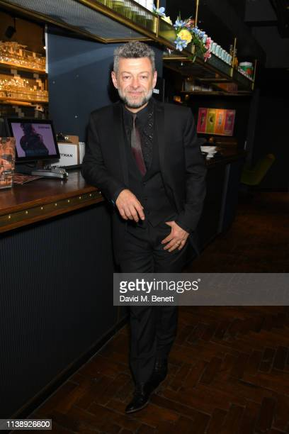 "Andy Serkis attends a special screening of ""Mowgli: Legend of Jungle"" hosted by Andy Serkis in aid of Best Beginnings at The Everyman Cinema, Baker..."