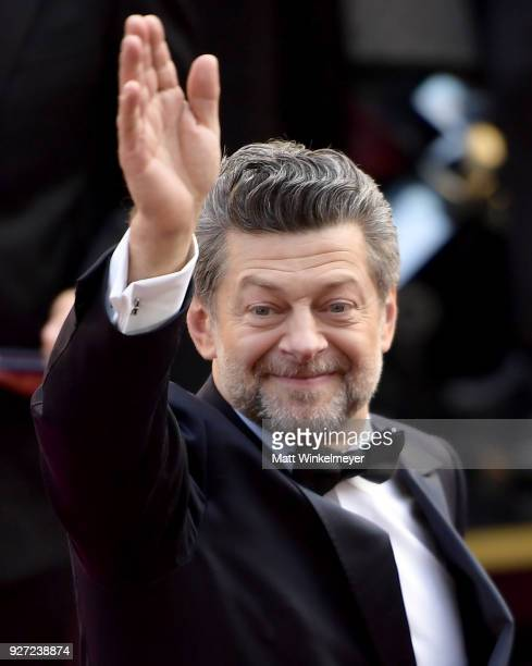 Andy Serkis attends the 90th Annual Academy Awards at Hollywood & Highland Center on March 4, 2018 in Hollywood, California.