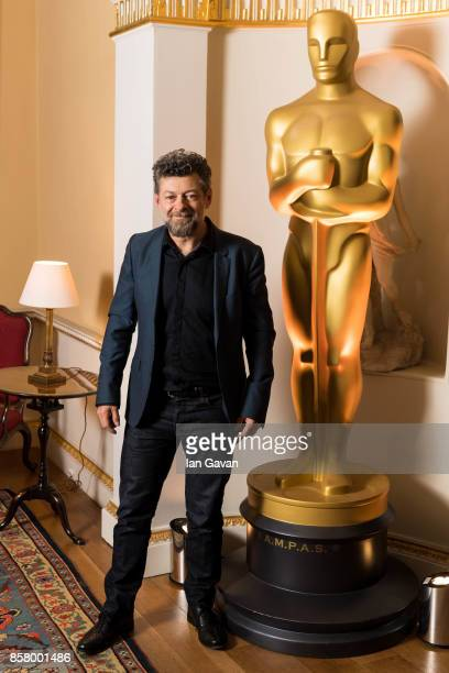 Andy Serkis attends The Academy of Motion Picture Arts and Sciences New Member's Party at Spencer House on October 5 2017 in London England