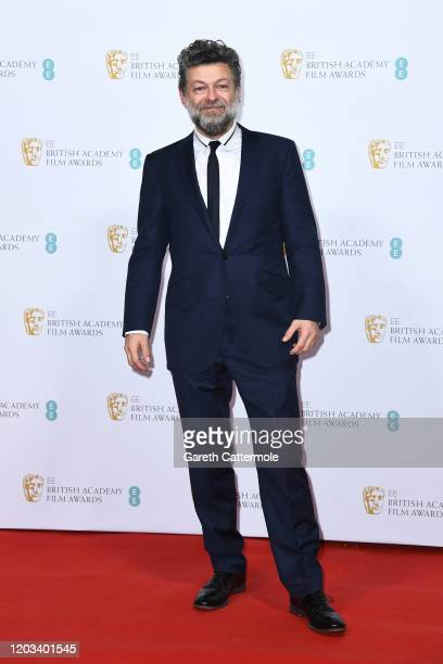 Andy Serkis attends the EE British Academy Film Awards 2020 Nominees' Party at Kensington Palace on February 01, 2020 in London, England.