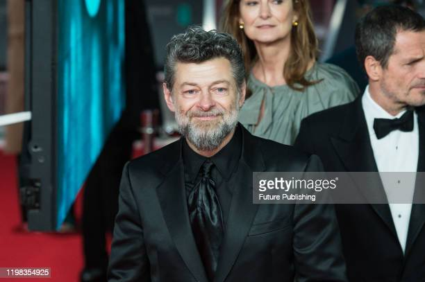 Andy Serkis attends the EE British Academy Film Awards ceremony at the Royal Albert Hall on 02 February 2020 in London England PHOTOGRAPH BY Wiktor...