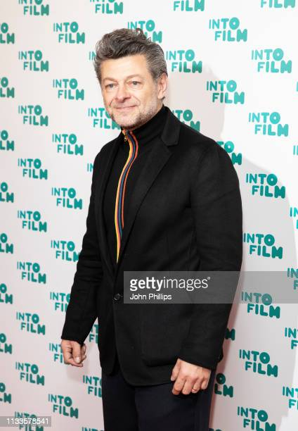Andy Serkis attends the Into Film Award 2019 at Odeon Luxe Leicester Square on March 04, 2019 in London, England.