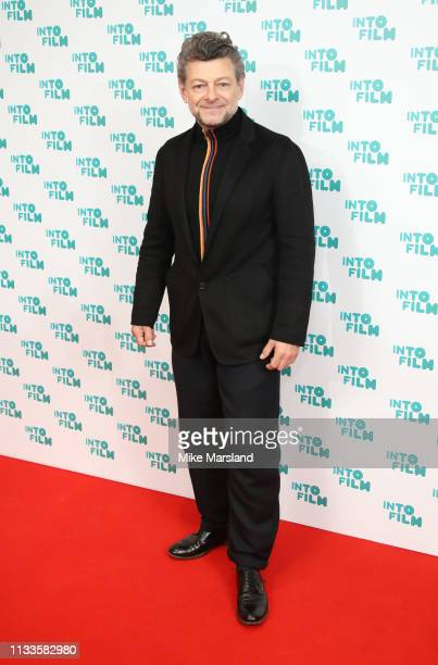 Andy Serkis attends the Into Film Award 2019 at Odeon Luxe Leicester Square on March 04 2019 in London England