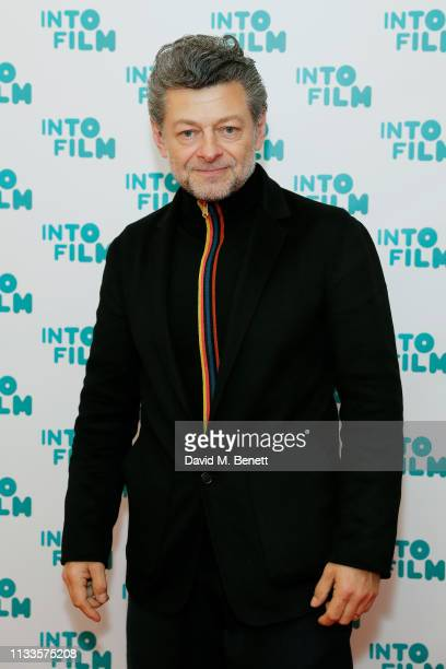 Andy Serkis attends the Into Film Awards at Odeon Luxe Leicester Square on March 04 2019 in London England