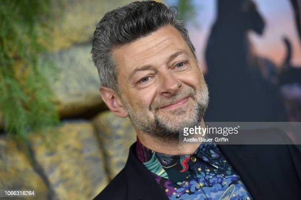 Andy Serkis attends the premiere of Netflix's 'Mowgli' at ArcLight Hollywood on November 28, 2018 in Hollywood, California.