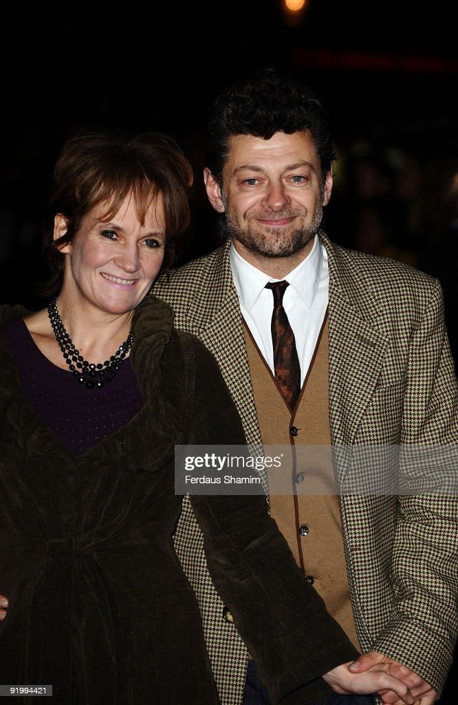 Andy Serkis attends the screening of 'Bright Star' during The Times BFI London Film Festival at Odeon Leicester Square on October 19, 2009 in London, England.