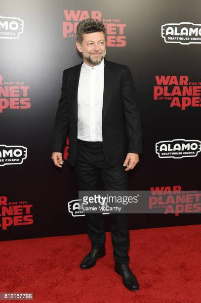 Andy Serkis attends 'War for the Planet Of The Apes' premiere at SVA Theater on July 10 2017 in New York City