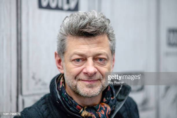 Andy Serkis discusses Mowgli Legend of the Jungle with the Build Series at Build Studio on December 12 2018 in New York City