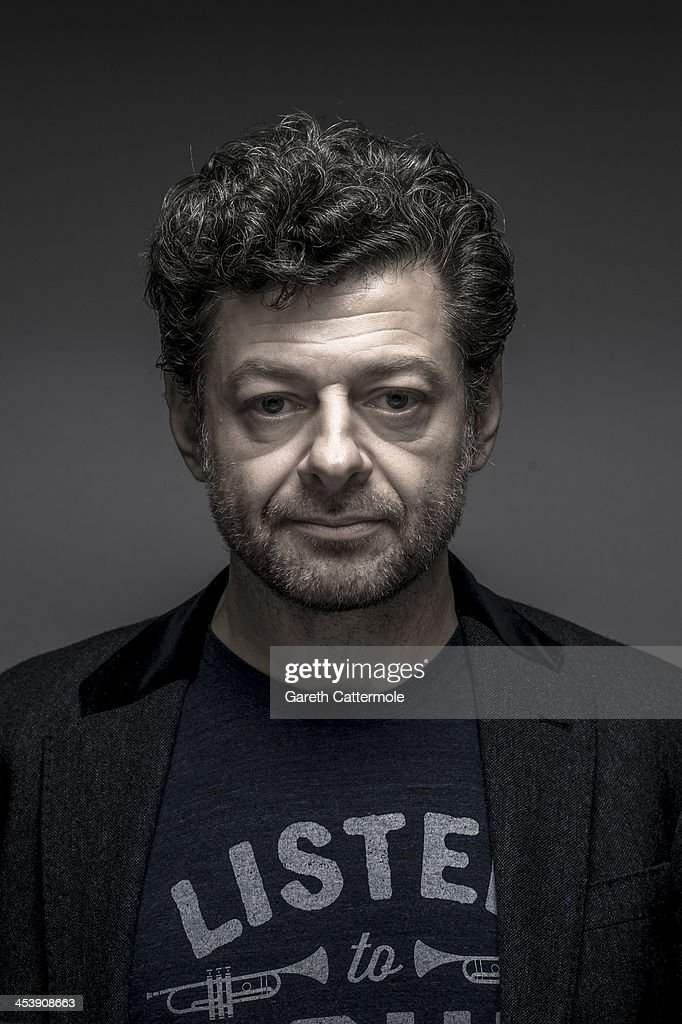 Andy Serkis during a portrait session at the Cinematic Innovation Summit ahead of the 10th Annual Dubai International Film Festival at Atlantis, The Palm Hotel on December 5, 2013 in Dubai, United Arab Emirates.
