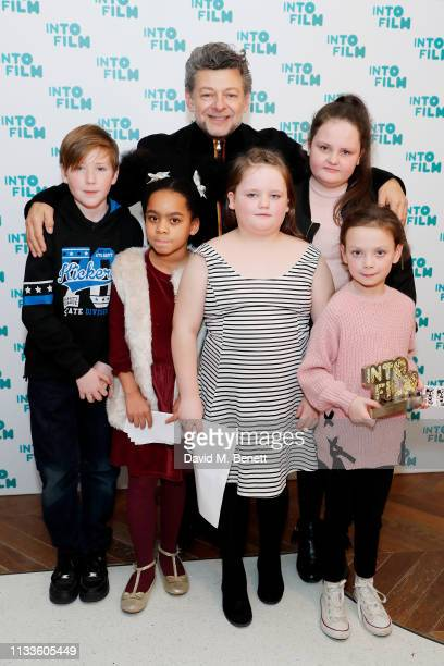 Andy Serkis presents Audience Choice Award sponsored by Cineworld Productions 'Our Peckham Foodbank the Fidget Spinner' Bell Gardens Animation Club...
