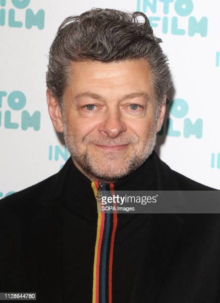 Andy Serkis seen during the Into Film Awards 2019 at the Odeon Luxe cinema Leicester Square in London
