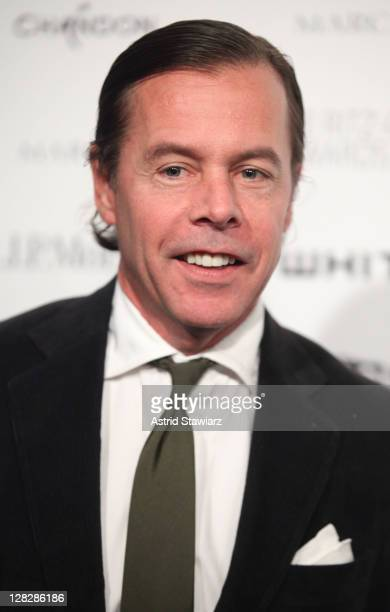 Andy Spade attends the 2011 Whitney Museum of American Art Gala at Hudson River Park's Pier 57 on October 5 2011 in New York City