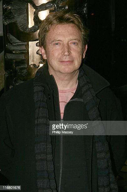 Andy Summers of The Police during Guests on 'Tubridy Tonight' March 31 2007 in Dublin Ireland
