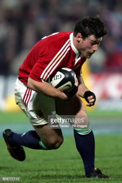 Andy Titterell British Irish Lions