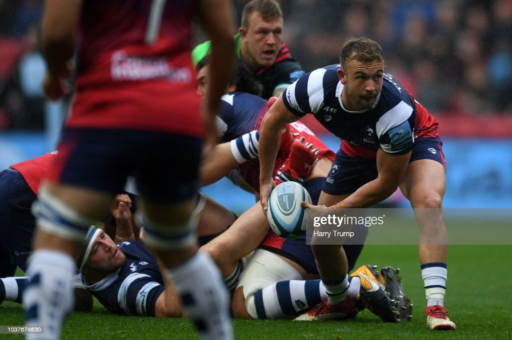 Bristol Bears v Harlequins - Gallagher Premiership Rugby