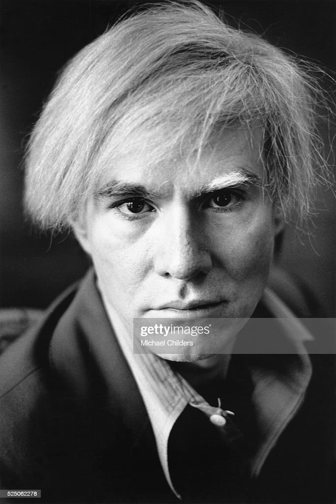 American artist Andy Warhol : News Photo