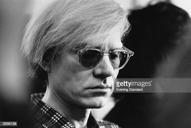 Andy Warhol American pop artist and film maker