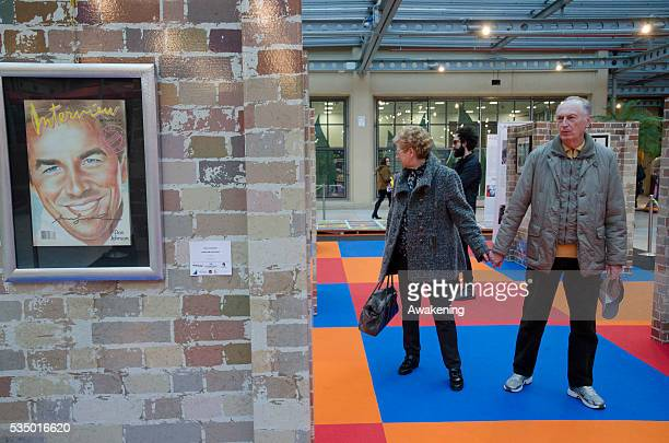 Andy Warhol's exhibition opens in Turin at GAM Galleria d'Arte Moderna will remain open until 8th March 2015