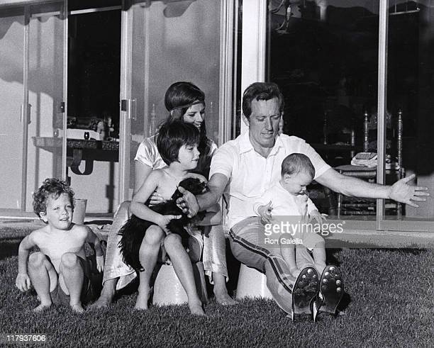 Andy Williams wife Claudine Longet children Noelle Christian Bobby