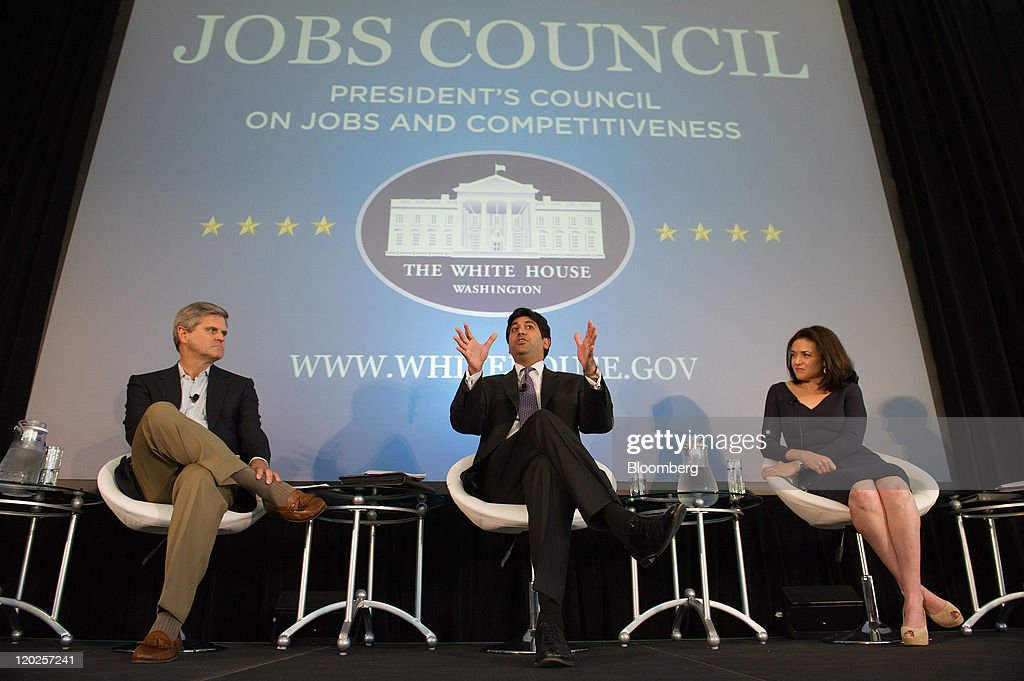 President\'s Council On Jobs And Competitiveness Photos and Images ...