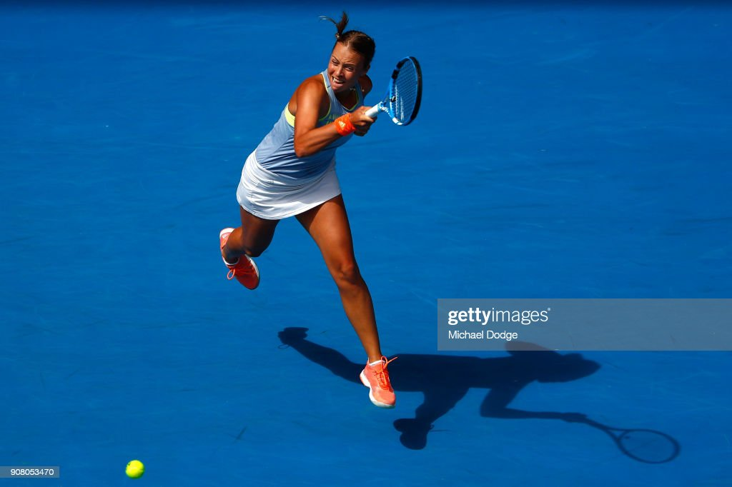 2018 Australian Open - Day 7