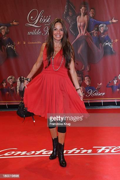 Anette Tramitz Bei Der Premiere Von 'Lissi Und Der Wilde Kaiser' In Der Residenz In München