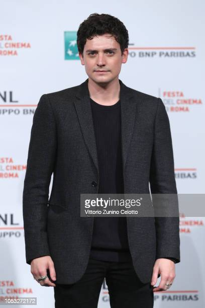 Aneurin Barnard attends the 'Dead In A Week Or Give Your Money Back' photocall during the 13th Rome Film Fest at Auditorium Parco Della Musica on...