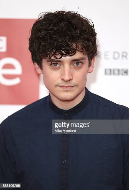 Aneurin Barnard attends the photocall of the world premiere screening of BBC One drama SSGB on January 30 2017 in London United Kingdom