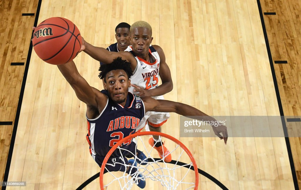 Auburn v Virginia : News Photo