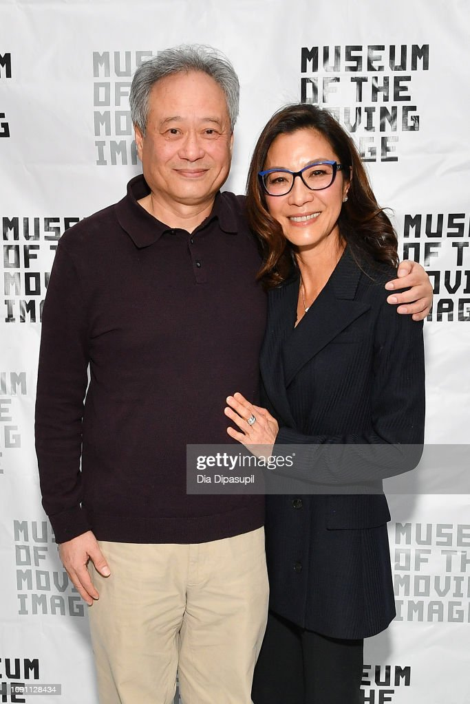 Michelle Yeoh In Conversation With Ang Lee : News Photo