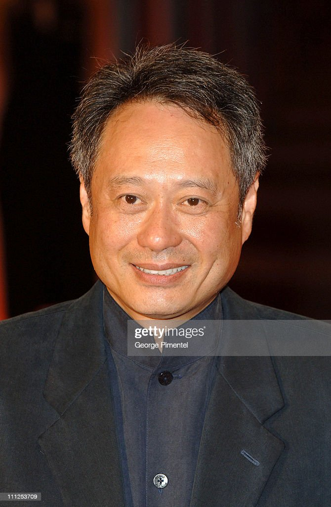 Ang Lee during 2005 Venice Film Festival - 'Brokeback Mountain' Premiere at Palazzo del Cinema in Venice Lido, Italy.