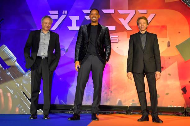 """JPN: Paramount Pictures """"Gemini Man"""" Japan Premiere"""
