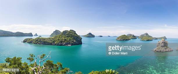 Ang Thong Marine Park in Thailand