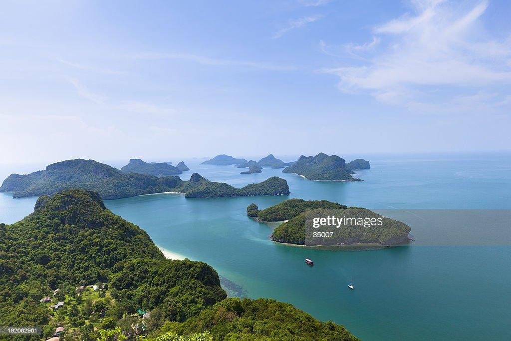 ang thong marine park : Stock Photo