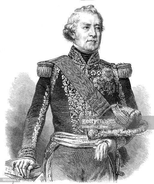 Ange Rene Armand Baron de Mackau 17 February 1788 13 May 1855 was a French naval officer and politician Pictures of the time of 1855 digital improved...
